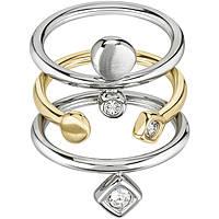 bague femme bijoux Breil Zodiac TJ2289
