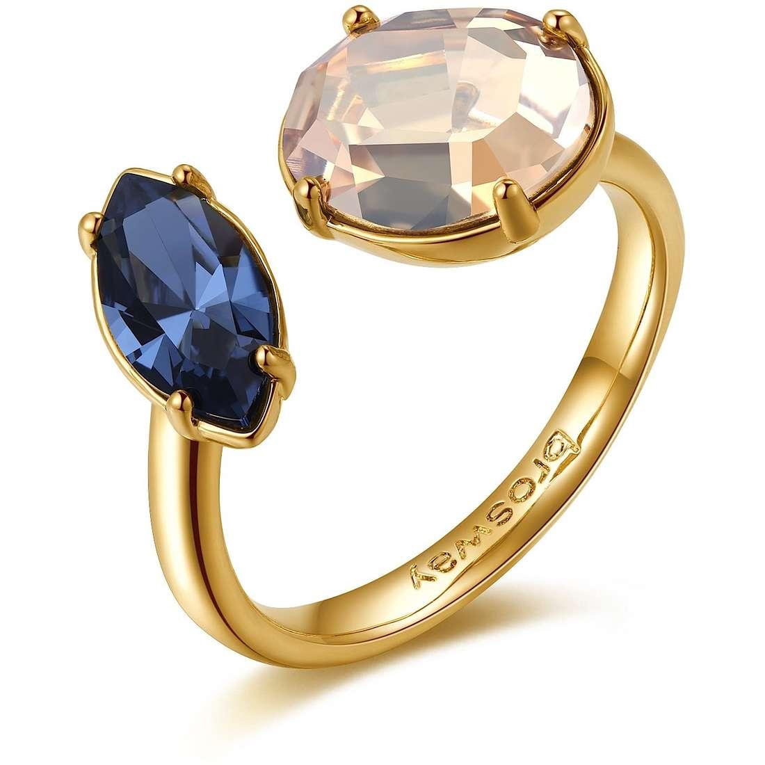 bague femme bijoux Brosway Affinity BFF42C