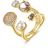 bague femme bijoux Brosway Affinity BFF65B