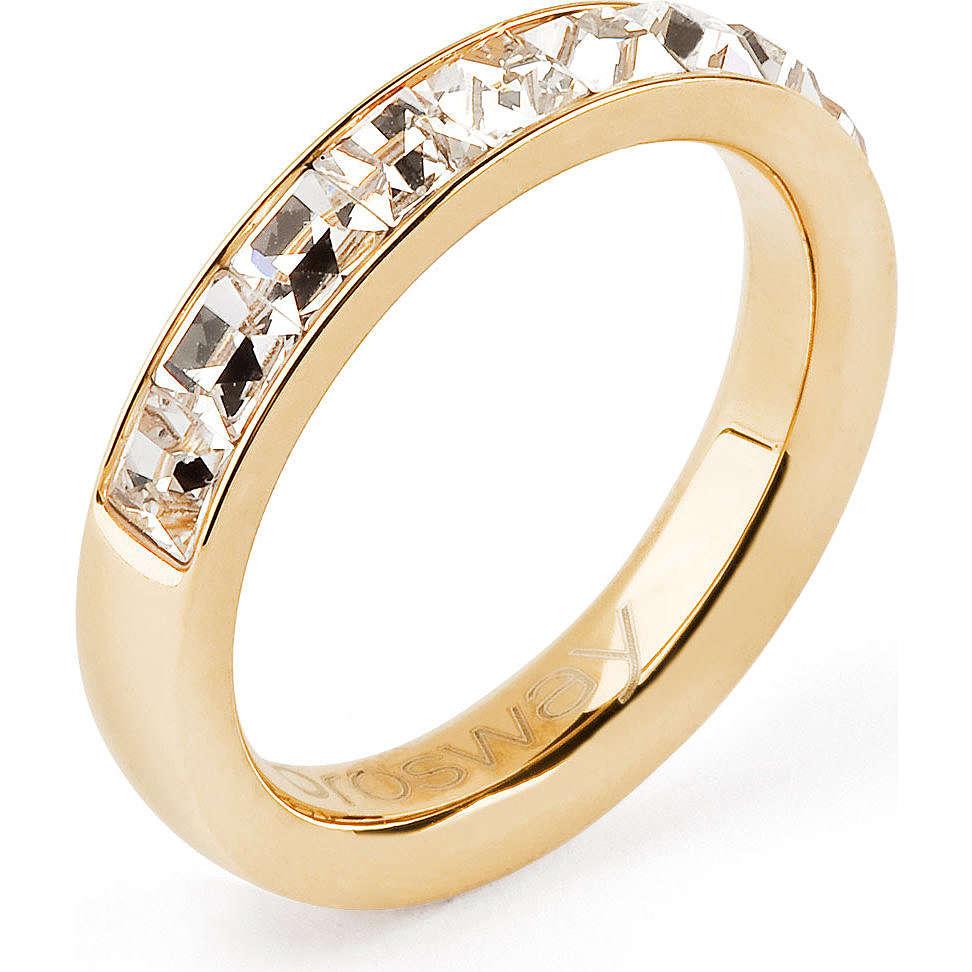 bague femme bijoux Brosway Tring BTGC46B