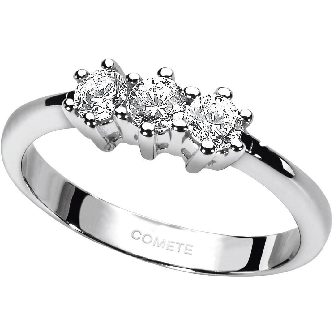 bague femme bijoux Comete ANB 1356