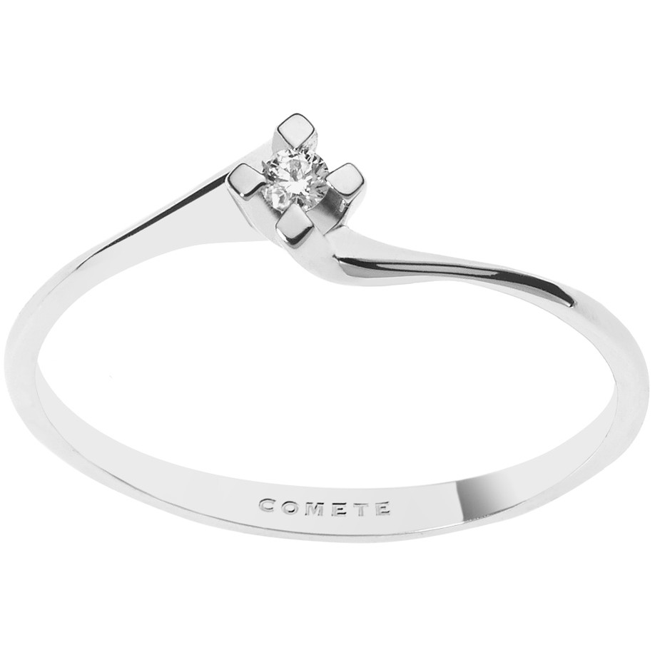 bague femme bijoux Comete Diamanti ANB 2027