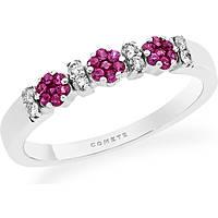 bague femme bijoux Comete Girasole ANB 2275
