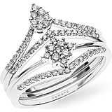bague femme bijoux Comete Love Infinity ANB 2185