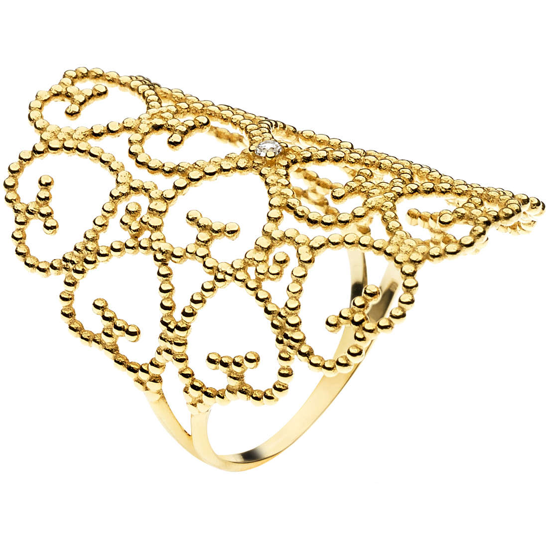 bague femme bijoux Comete Regina ANB 1919