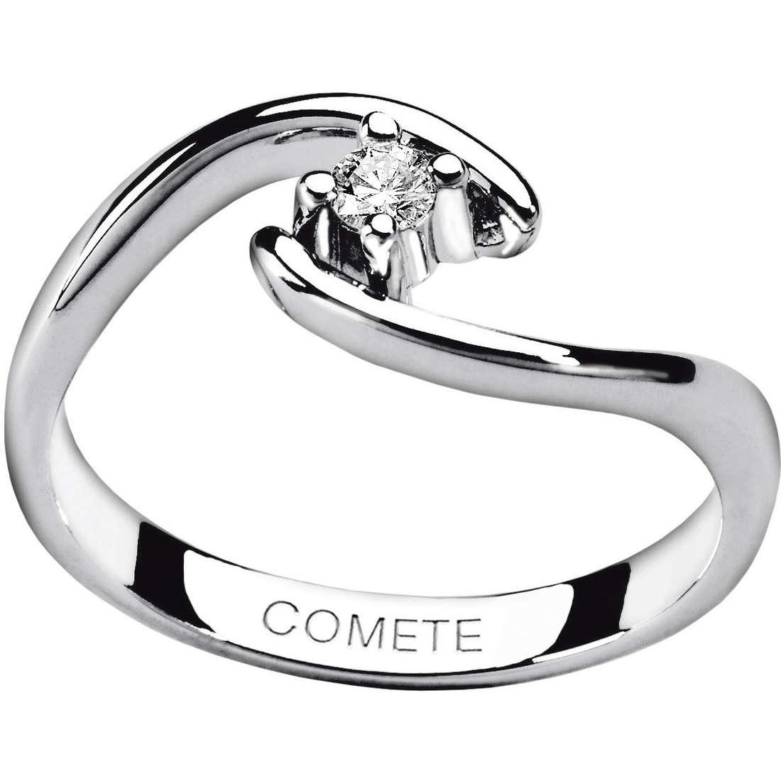 bague femme bijoux Comete Solitario ANB 937