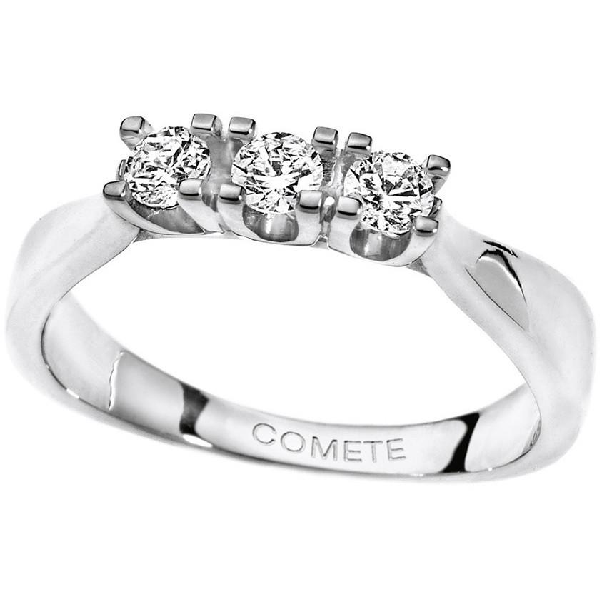 bague femme bijoux Comete Trilogy ANB 1500