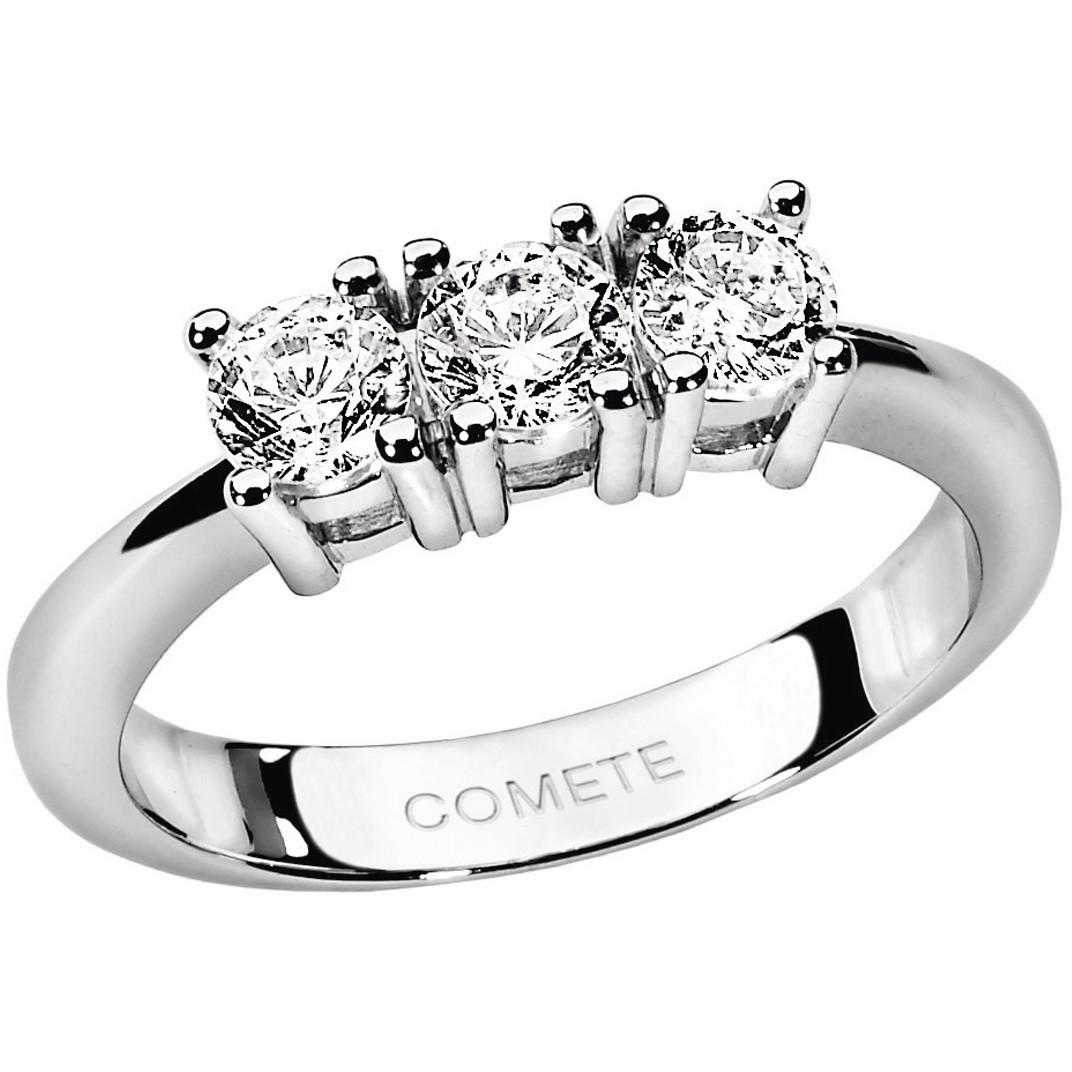 bague femme bijoux Comete Trilogy ANB 1658