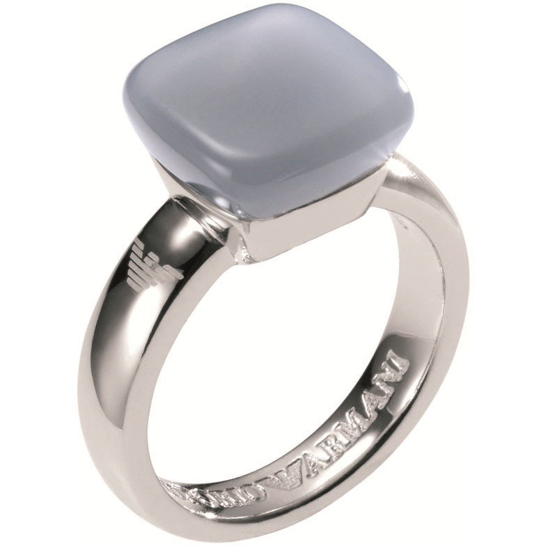 bague femme bijoux Emporio Armani EG2740040506