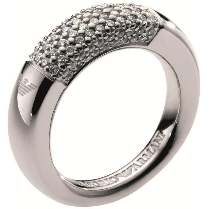bague femme bijoux Emporio Armani EG2745040505