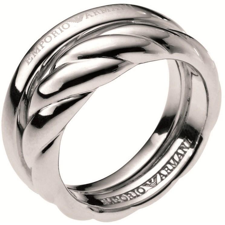 bague femme bijoux Emporio Armani EG2791040505