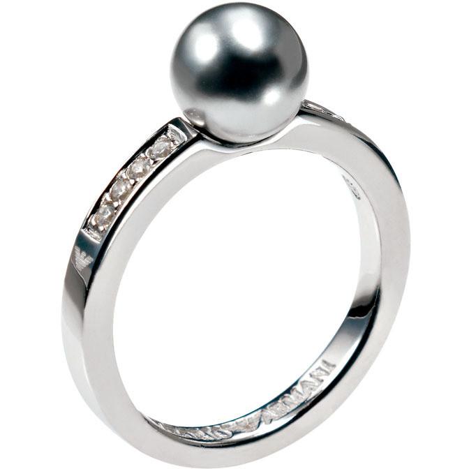 bague femme bijoux Emporio Armani EG2812040505