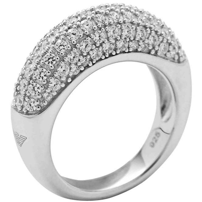bague femme bijoux Emporio Armani EG2893040505