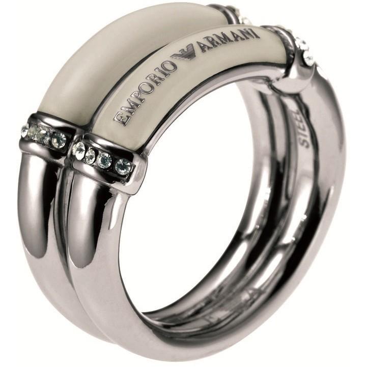 bague femme bijoux Emporio Armani EGS1202040506