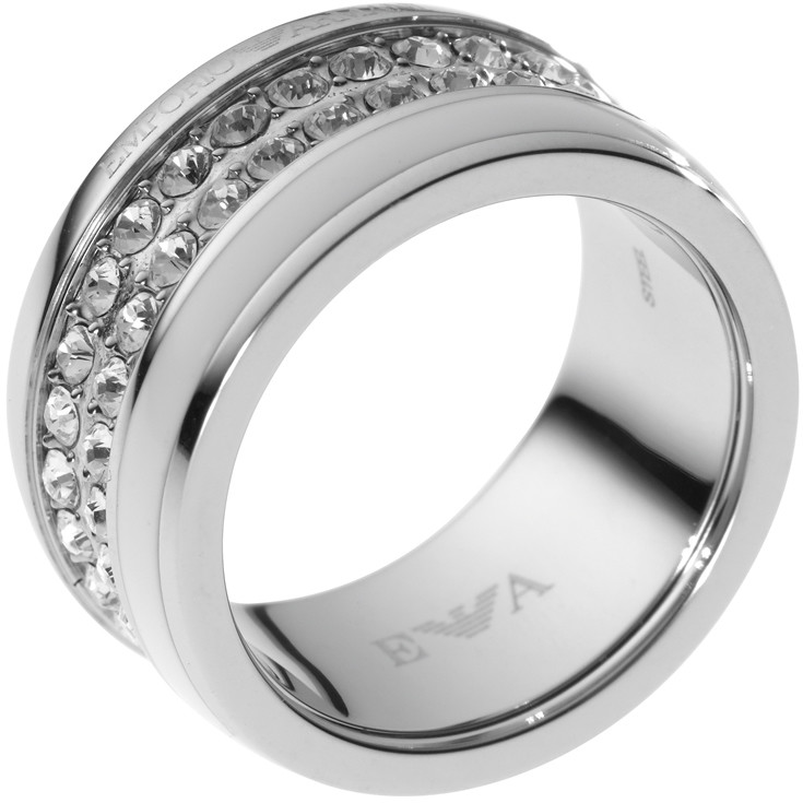 bague femme bijoux Emporio Armani EGS1441040505