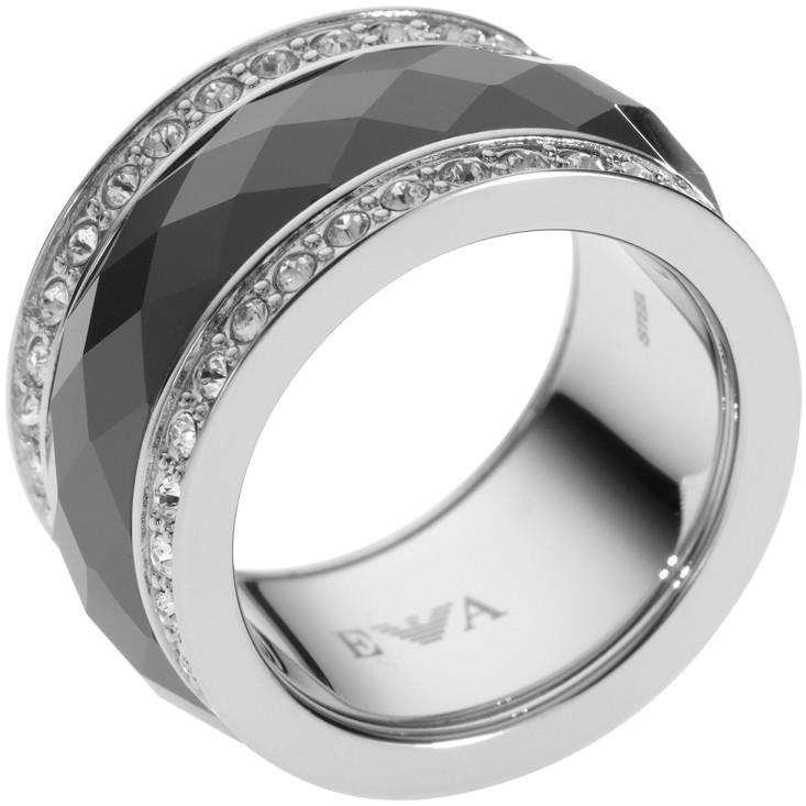 bague femme bijoux Emporio Armani EGS1486040503