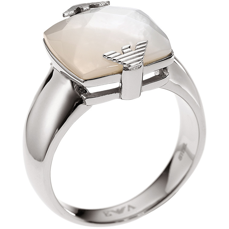 bague femme bijoux Emporio Armani EGS1517040505