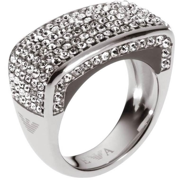 bague femme bijoux Emporio Armani EGS1645040505