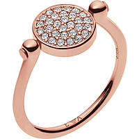 bague femme bijoux Emporio Armani EGS2161221508