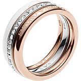 bague femme bijoux Emporio Armani EGS2363040505
