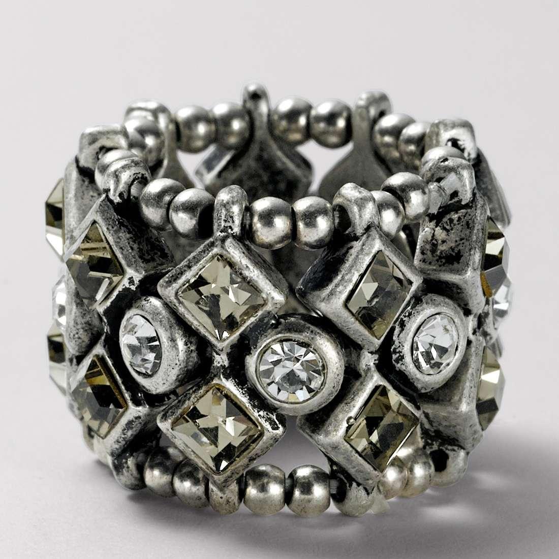 bague femme bijoux Fossil JA3928040