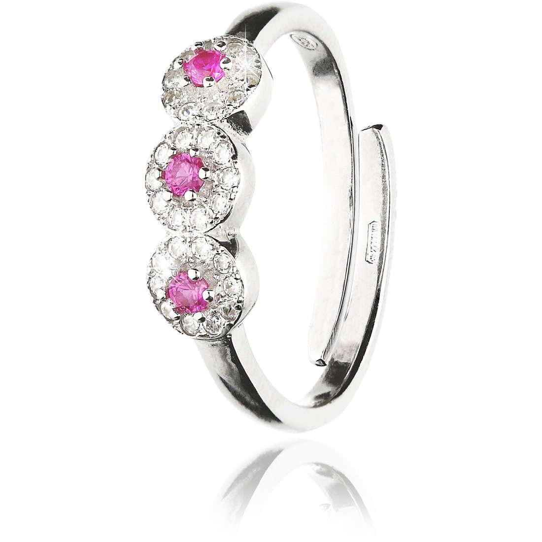 bague femme bijoux GioiaPura GPSRSAN2391-RO