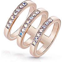 bague femme bijoux Guess G Colors UBR84038-58