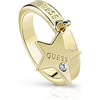 bague femme bijoux Guess Hoops I Did It Again UBR84021-52