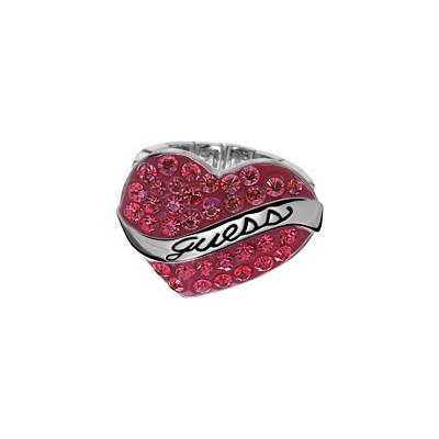 bague femme bijoux Guess UBR11007-L