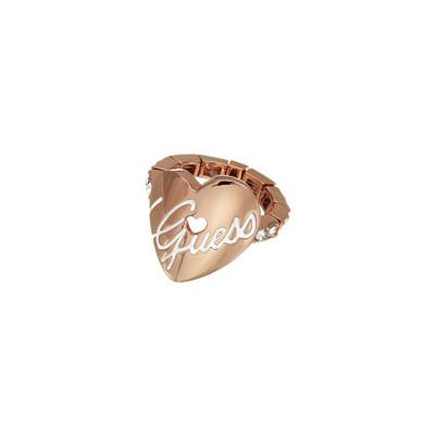 bague femme bijoux Guess UBR11103-L