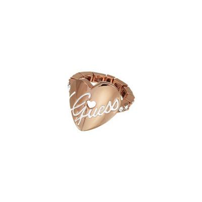 bague femme bijoux Guess UBR11103-S