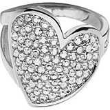 bague femme bijoux Guess UBR11401-54