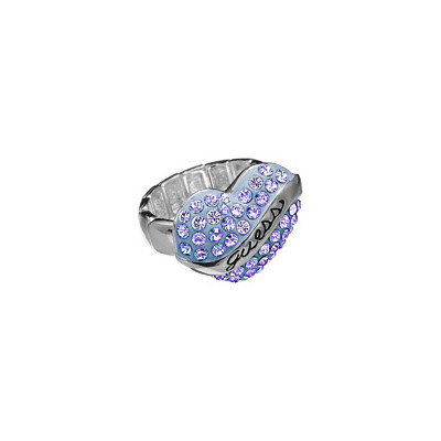 bague femme bijoux Guess UBR12014-S