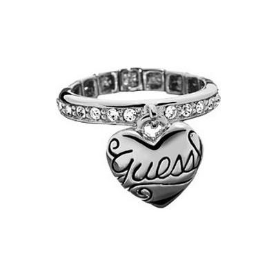 bague femme bijoux Guess UBR12901-L