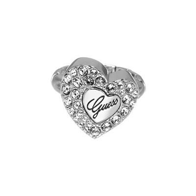 bague femme bijoux Guess UBR21101-S