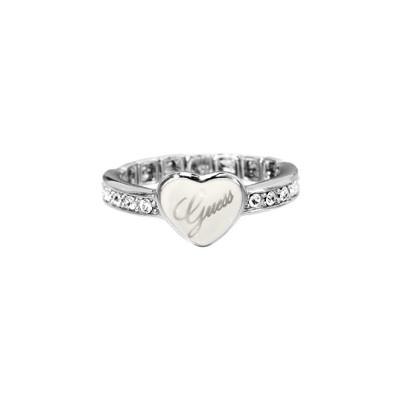 bague femme bijoux Guess UBR31110-L