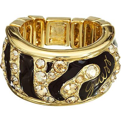 bague femme bijoux Guess UBR71202-L