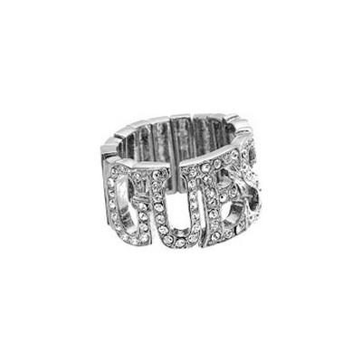 bague femme bijoux Guess UBR80919