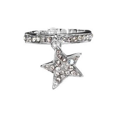 bague femme bijoux Guess UBR81019-L