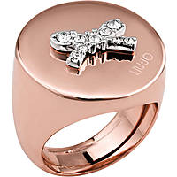 bague femme bijoux Liujo Destini LJ1005
