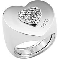 bague femme bijoux Liujo Destini LJ1006