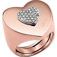 bague femme bijoux Liujo Destini LJ1008