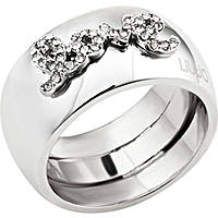 bague femme bijoux Liujo Destini LJ1009