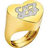 bague femme bijoux Liujo Destini LJ892