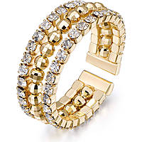 bague femme bijoux Luca Barra LBANK111
