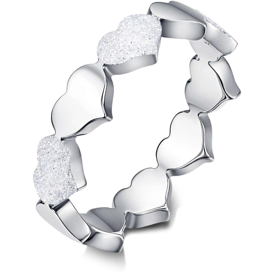 bague femme bijoux Luca Barra LBANK148.15