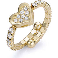 bague femme bijoux Luca Barra Pretty Moment LBANK175