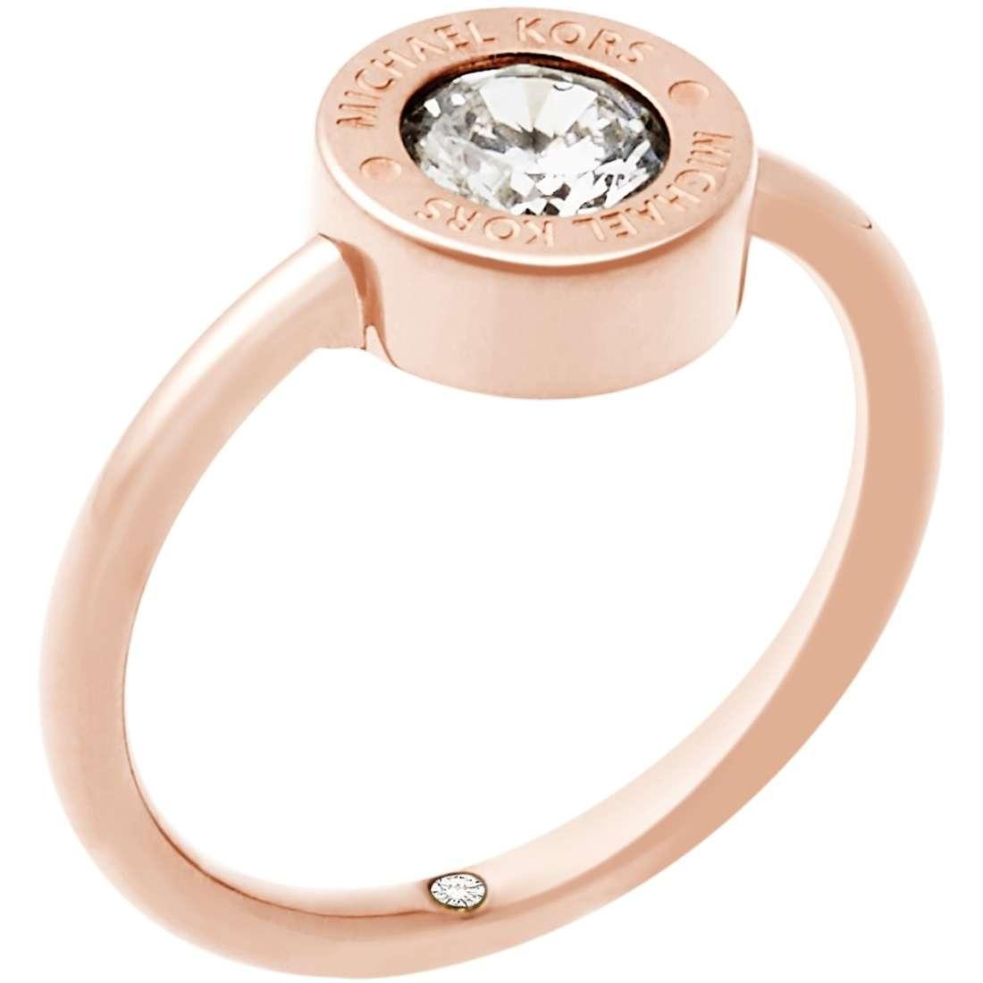 bague femme bijoux Michael Kors Brilliance MKJ5345791506