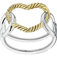 bague femme bijoux Morellato Essenza SAGX16014