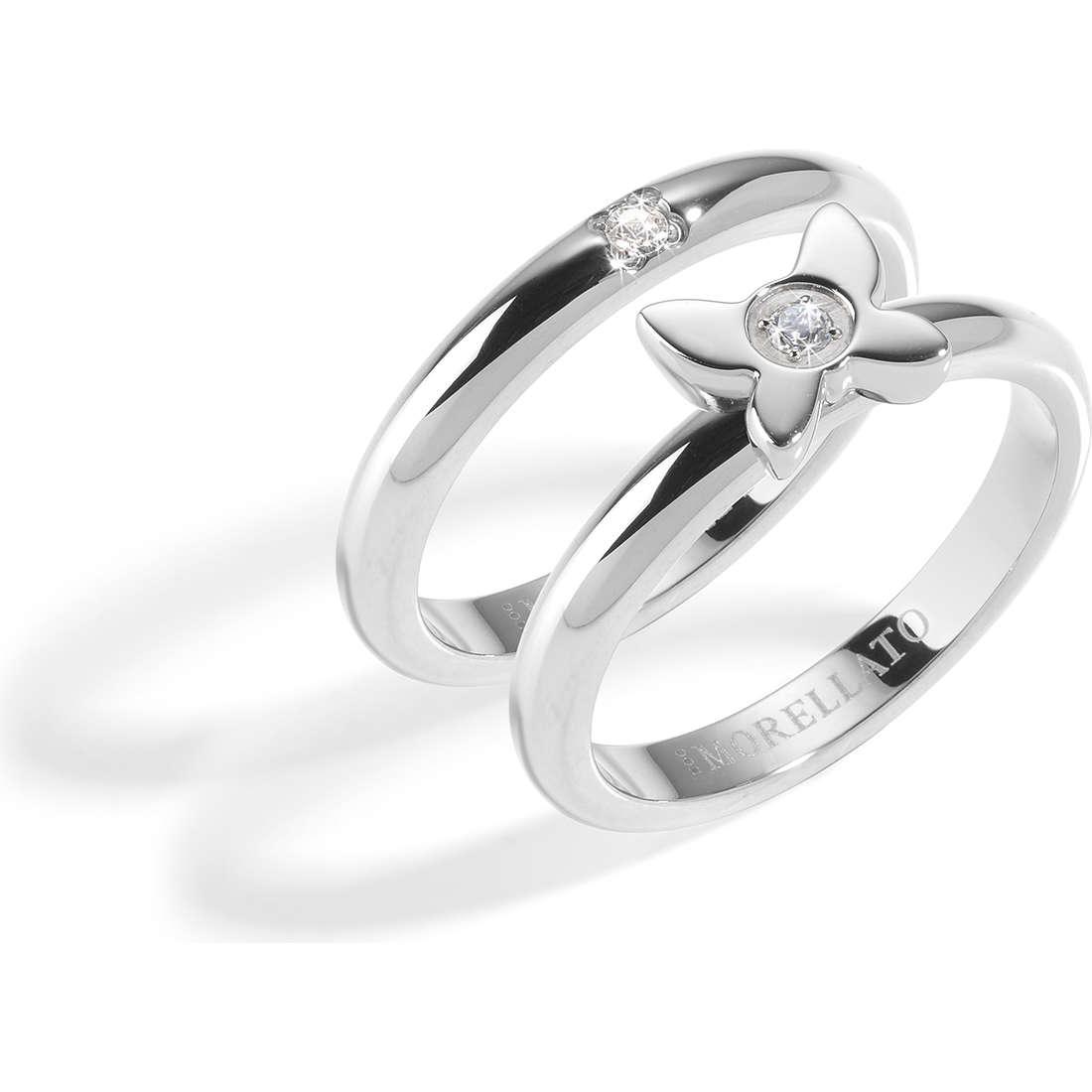 bague femme bijoux Morellato In love SNA36014